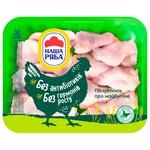Крило (плечова частина) Наша Ряба курчати-бройлера охолоджене (упаковка ~1,1 кг)