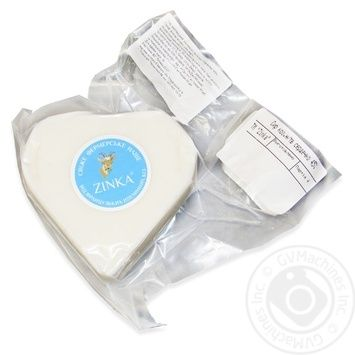 Zinka Goat Cheese Heart 45% - buy, prices for MegaMarket - photo 1