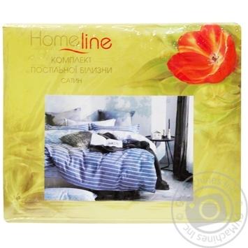 Комплект постельного белья Home Line 1,5 Полонез