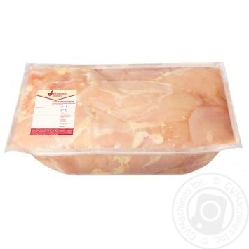 Филе курицы бройлера ~1кг - купить, цены на Метро - фото 1
