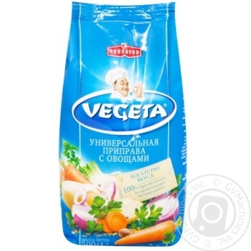 Приправа Вегета из овощей универсальная 500г - купить, цены на Novus - фото 1