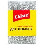 Губка Chisto скребок для тефлона 1шт