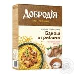 Pap Dobrodia corn mushroom ready-to-cook 400g Ukraine