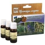 Набор эфирных масел Flora Secret Целебная сауна для сауны 3х10мл