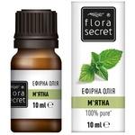 Эфирное масло Flora Secret мятное 10мл