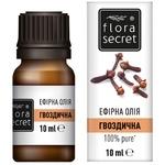 Масло эфирное Flora Secret гвоздичное 10мл