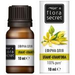 Ефірна олія Flora Secret іланг-іланг 10мл