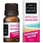 Flora Secret Mixture of Essential Oils Positive Mood 10ml