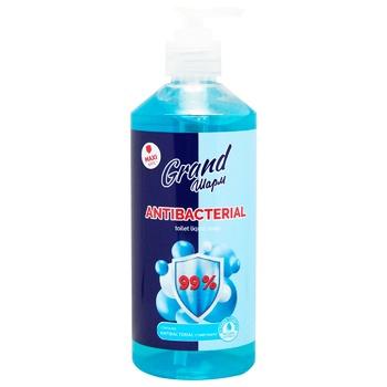 Мыло жидкое Grand Шарм Antibacterial 500мл
