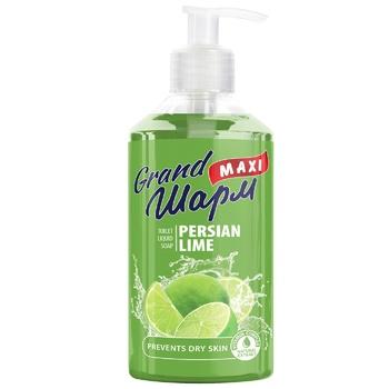 Жидкое мыло Grand Шарм Maxi Персидский лайм 0,5л