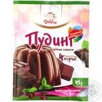 Пудинг Добрык с шоколадным вкусом 40г
