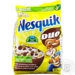 Готовий сніданок Nesquik Duo з вітамінами та мінералами 460г