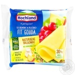 Hochland Gauda fit processed cheese 130g