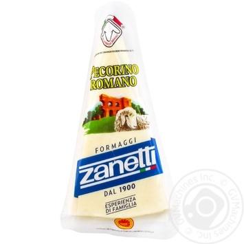 Zanetti Pecorino Romano hard cheese 250g - buy, prices for Metro - image 1