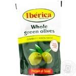 Iberica with bone green olive 170g