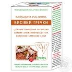 Клітковина Golden Kings Of Ukraine рослинна висівок гречки дієтична добавка 160г - купити, ціни на Ашан - фото 1
