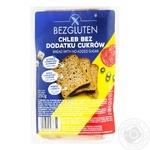 Хлеб Bezgluten без сахара 350г