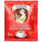 Напиток кофейный Петровская Слобода Классический 3в1 20г