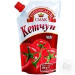 Кетчуп Королівський смак Чили 300г