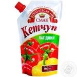 Кетчуп Королівський смак Нежный 300г