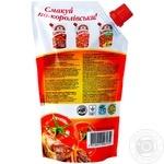 Кетчуп Королевский вкус К шашлыку 300г - купить, цены на Novus - фото 2