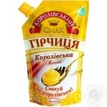 Mustard Korolivsky smak Royal strong 130g