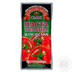 Паста томатна Власівська Королівський Смак 70г