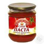 Паста томатная Королівський смак Классическая 25% 480г
