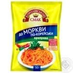 Приправа Королівський смак к моркови по-корейски 30г