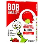 Мармелад Bob Snail яблуко-вишня без цукру 54г