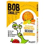 Мармелад Bob Snail яблуко-манго-гарбуз-чіа без цукру 54г