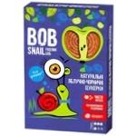Bob Snail Natural Apple-Blueberry Candies 60g