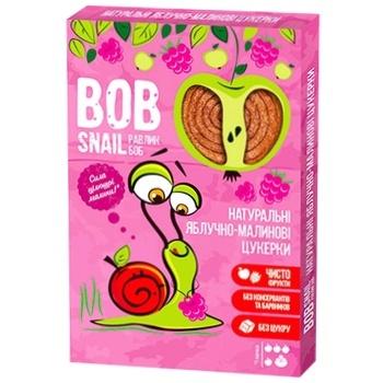 Цукерки Bob Snail натуральні яблучно-малинові 60г - купити, ціни на CітіМаркет - фото 1