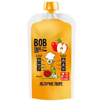 Bob Snail Apple Fruit Puree 400g