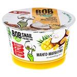 Десерт Bob Snail на кокосовом креме манго-маракуйя 180г