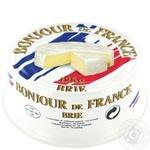 Сыр Бонжур дэ Франс Бри 50% 125г