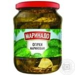 Marinado pickled cucumber 720g