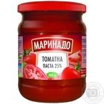 Паста Маринадо томатная 25% 500г