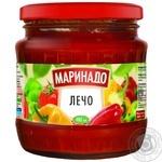 Vegetables Marinado canned 480ml glass jar
