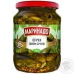 Marinado pickled cucumber 720ml