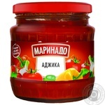 Adjika Marinado 480ml glass jar
