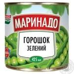 Marinado canned green pea 425ml