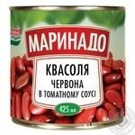 Vegetables kidney bean Marinado red in tomato sauce 425g can