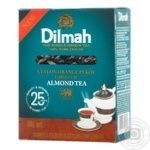 Tea Dilmah with almonds black loose 80g Sri-lanka
