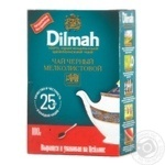 Tea Dilmah black loose 100g Sri-lanka