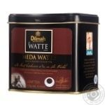 Black tea Dilmah Meda Watte Ceylon medium leaf 125g can Sri Lanka