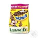 Готовий сніданок Нестле Несквік 500г Росія