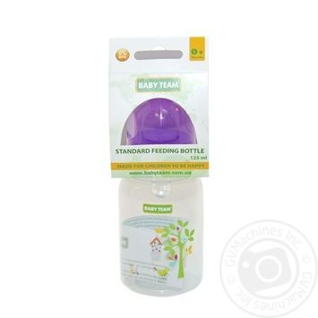 Bottle Baby team silicone for feeding - buy, prices for Novus - image 1