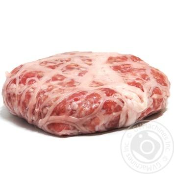 Крепинет с грибами свиной