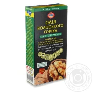 Олія волоського горіха Golden Kings of Ukraine 100мл - купити, ціни на Ашан - фото 1